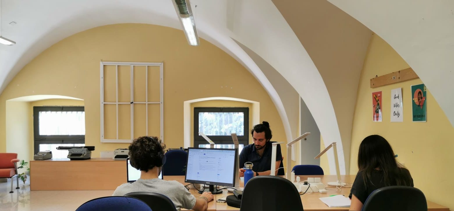 artem coworking lecce